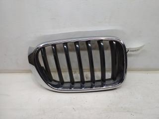 Запчасть решетка радиатора правая BMW X3 2010-2017