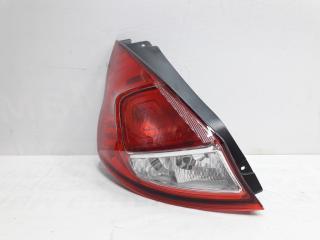 Запчасть фонарь левый Ford Fiesta 7 2013-