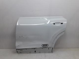 Запчасть дверь задняя левая Audi Q8 2018-