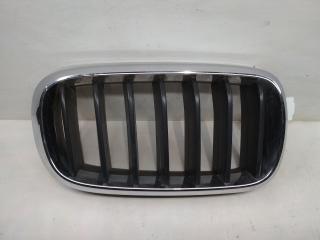 Запчасть решетка радиатора правая BMW X6 2014-