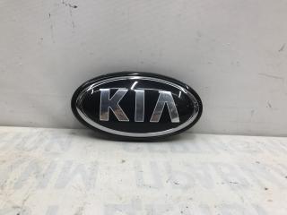 Запчасть эмблема передняя Kia Sorento 3 Prime 2017-