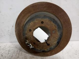 Запчасть диск тормозной задний Mitsubishi Outlander 2 2005-2012