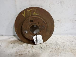 Запчасть диск тормозной передний Toyota Vitz 1999-2005