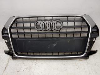 Запчасть решетка радиатора Audi Q3 2014-2017