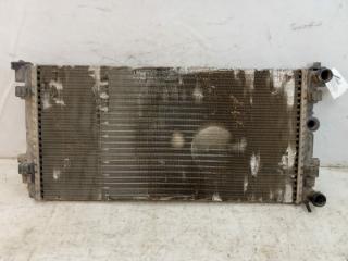Запчасть радиатор охлаждения Volkswagen Polo 2011-