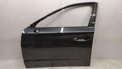 Запчасть дверь передняя левая Hyundai Sonata 8 2019-