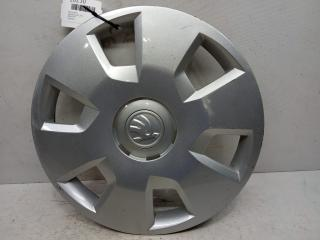 Запчасть колпак колеса Skoda Octavia 2012-