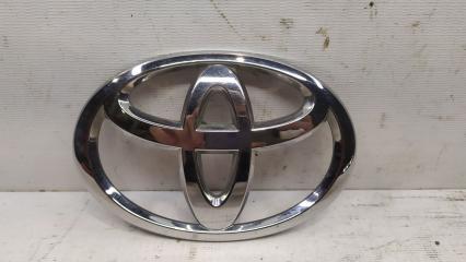 Запчасть эмблема задняя Toyota Land Cruiser 2007-