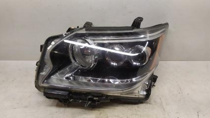 Запчасть фара левая Lexus GX460 2013-2019