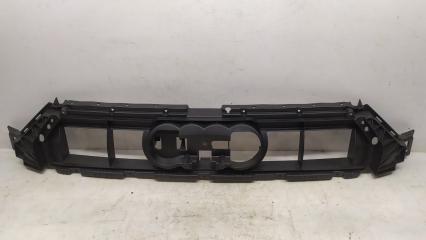 Запчасть основание решетки радиатора Audi RS7 2014-2018