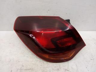 Запчасть фонарь наружный левый Opel Astra 2010-2015