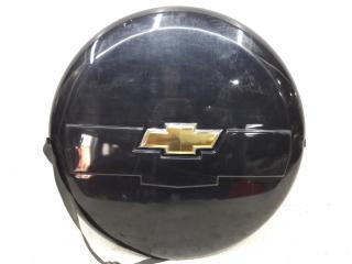 Запчасть кожух запасного колеса Chevrolet Niva 2009-
