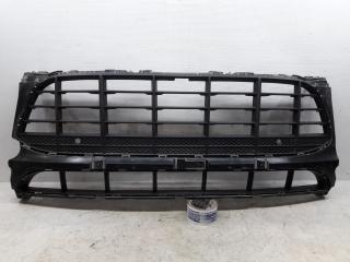 Запчасть решетка бампера передняя Porsche Macan 2013-2019