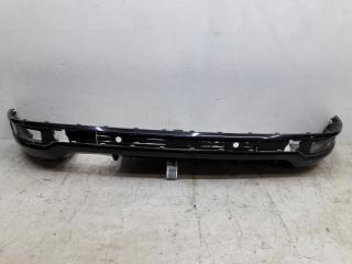 Запчасть юбка бампера задняя Audi Q3 2016-2019