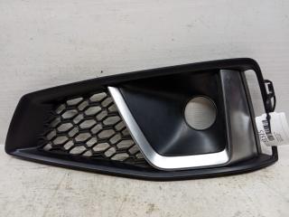 Запчасть накладка птф левая Audi A4 2015-
