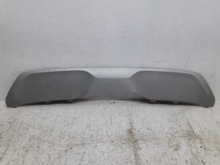 Запчасть накладка бампера задняя BMW X6 2014-