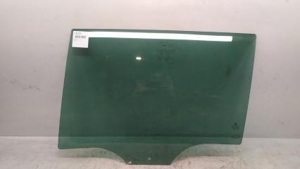 Запчасть стекло двери заднее левое Skoda Octavia 2004-2013