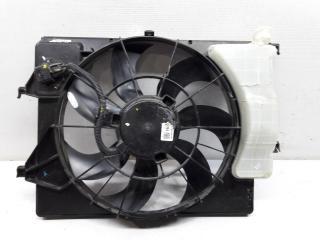 Запчасть диффузор радиатора Kia Rio 4 2016-