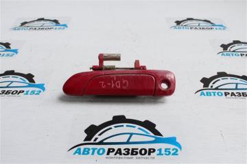 Запчасть ручка двери внешняя передняя левая Honda Jazz 2001-2007