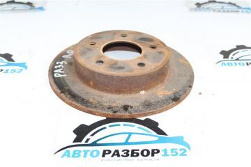 Запчасть диск тормозной задний правый NISSAN Cefiro