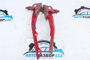 Запчасть петля капота левая Honda Jazz 2001-2007
