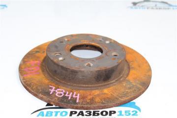 Запчасть диск тормозной задний левый Honda Civic 2005-2010