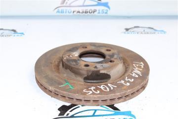 Запчасть тормозной диск передний правый Nissan Teana 2008-2012