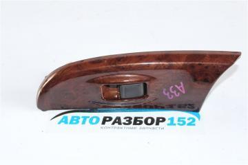 Запчасть кнопка стеклоподъекника передняя левая Nissan Cefiro 1998-2003