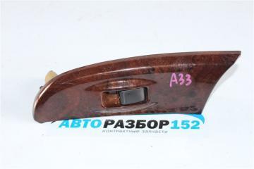 Запчасть кнопка стеклоподъекника задняя левая Nissan Cefiro 1998-2003