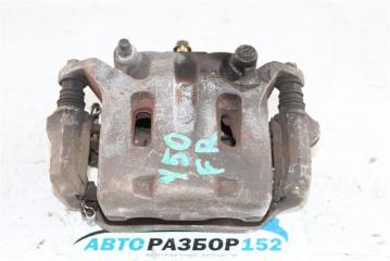 Запчасть суппорт тормозной передний правый Infiniti M35 2002-2007