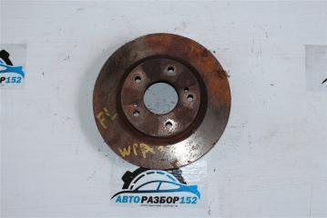 Запчасть диск тормозной передний Nissan Cefiro 1995-2001