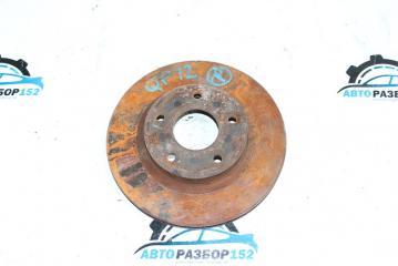 Запчасть диски тормозные передние Nissan Primera 2002-2007