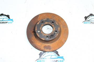 Запчасть диск тормозной задний Nissan Primera 2002-2007