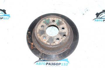 Запчасть диск тормозной задний Nissan Teana 2003-2007