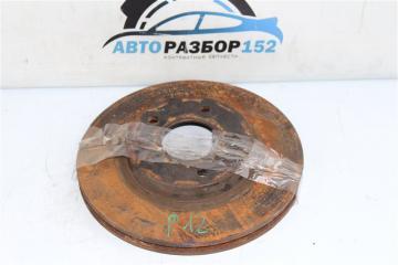 Запчасть тормозной диск передний правый Nissan Primera 2002-2007