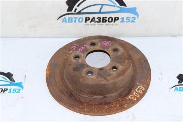 Запчасть диск тормозной задний правый Nissan Teana 2003-2007