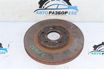 Запчасть тормозной диск передний левый Honda Accord 2002-2007