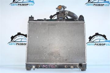 Запчасть радиатор охлаждения TOYOTA Vitz 1999-2002