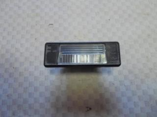 Запчасть фонарь подсветки номера Nissan X-Trail 2011