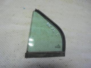 Запчасть стекло двери заднее левое Mitsubishi Carisma 1998