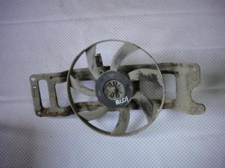 Запчасть вентилятор радиатора Renault Clio 2001