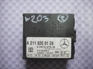 Запчасть блок электронный Mercedes-Benz C-Class 2002