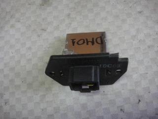 Запчасть резистор отопителя Daewoo Matiz 2010