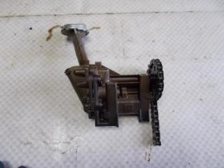 Запчасть насос масляный Renault Megane 2002