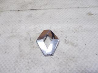 Запчасть эмблема задняя Renault Megane 2011