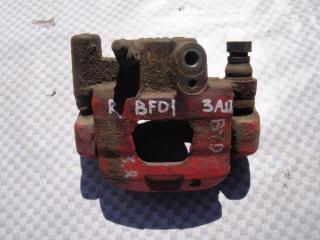 Запчасть суппорт тормозной задний правый BYD F3 2007