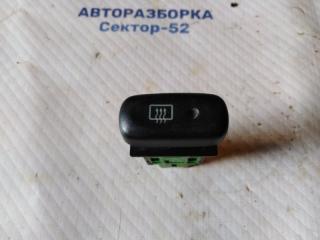Запчасть кнопка обогрева стекла задняя Chevrolet Tracker 2002