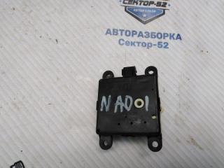 Запчасть мотор заслонки отопителя Nissan Almera 2004