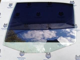 Запчасть стекло двери заднее левое Skoda Octavia 2004