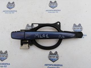 Запчасть ручка двери наружная задняя левая Mitsubishi Lancer 2008